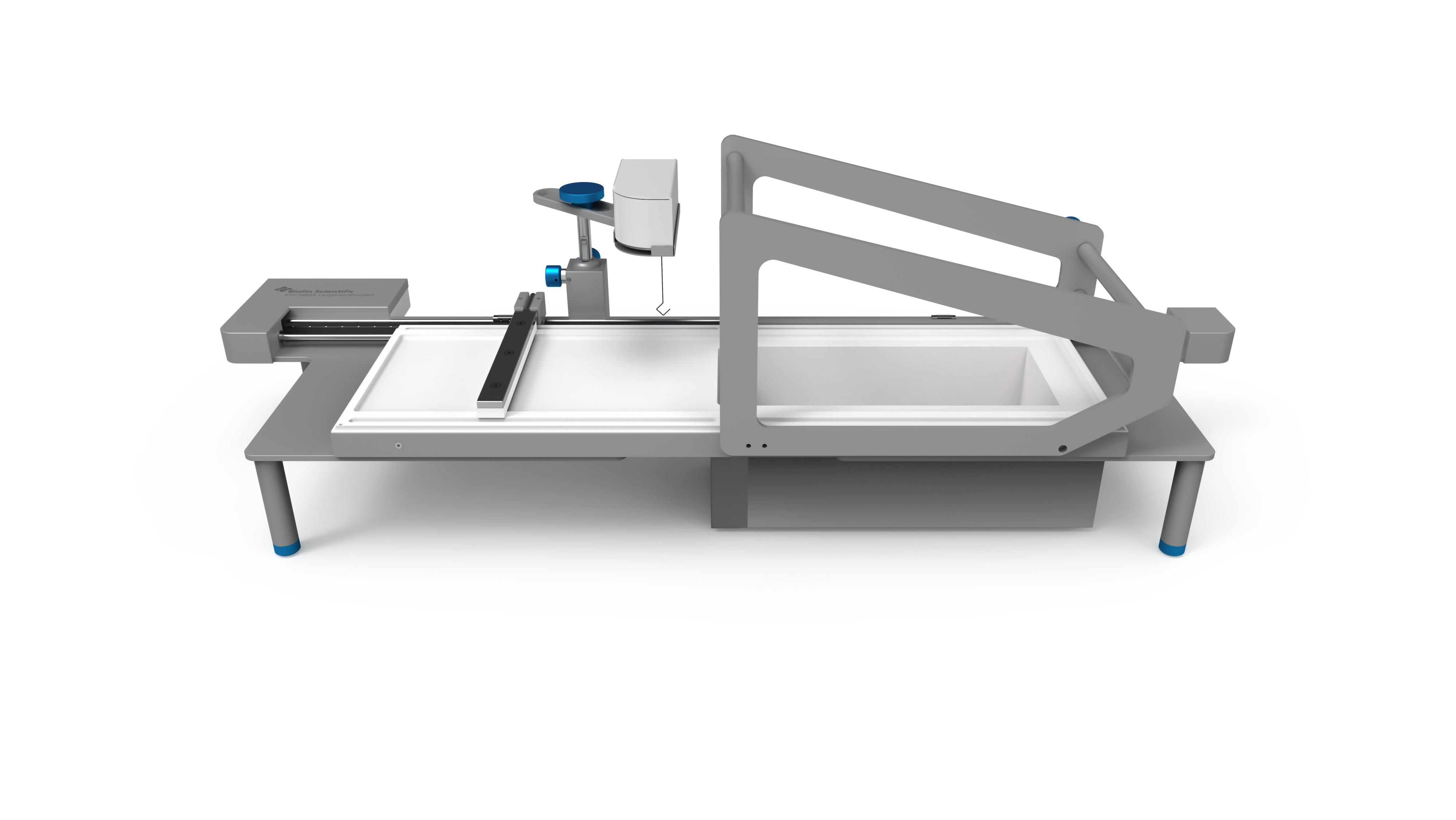 KSV NIMA roll to roll 柔性LB膜制备系统